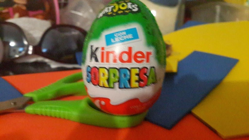 ¿Cómo disfrazar un huevito kinder? 1