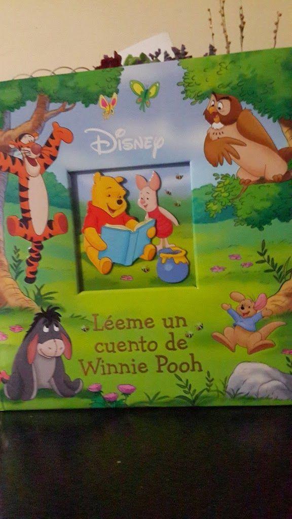 Leeme un cuento de Winnie Pooh