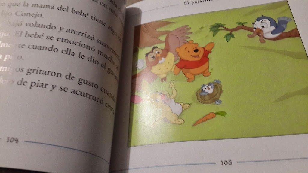 Leeme un cuento de Winnie Pooh 3