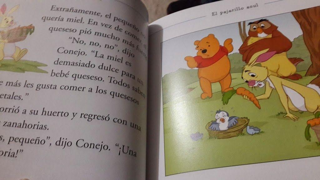Leeme un cuento de Winnie Pooh 4