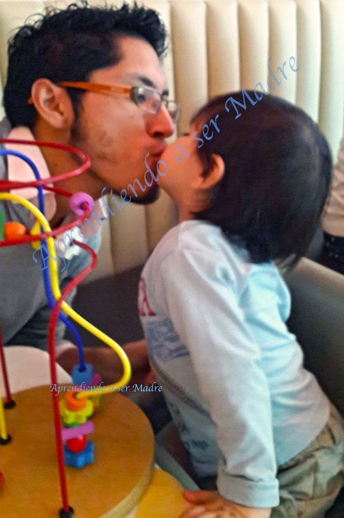 """El hombre detrás del blog de """"Aprendiendo a ser Madre"""" 2"""