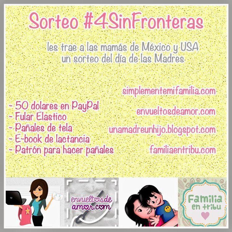 Sorteo #4SinFronteras! vamos a apapacharte 6