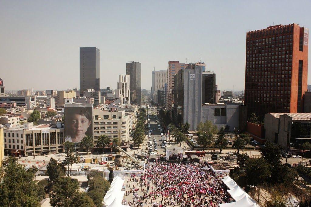 Conoce el monumento a la Revolución 6