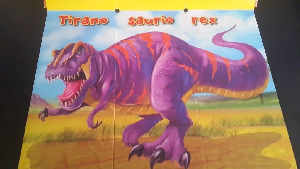"""""""Grandes Dinosaurios"""""""