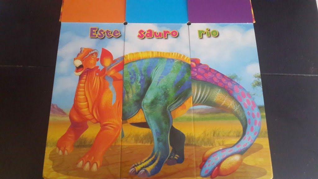 dinosaurios que puedes crear