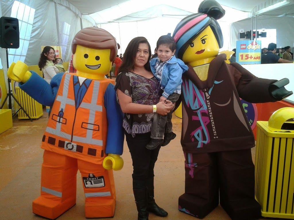 Lego es increíble!! (en el Papalote mas) 3