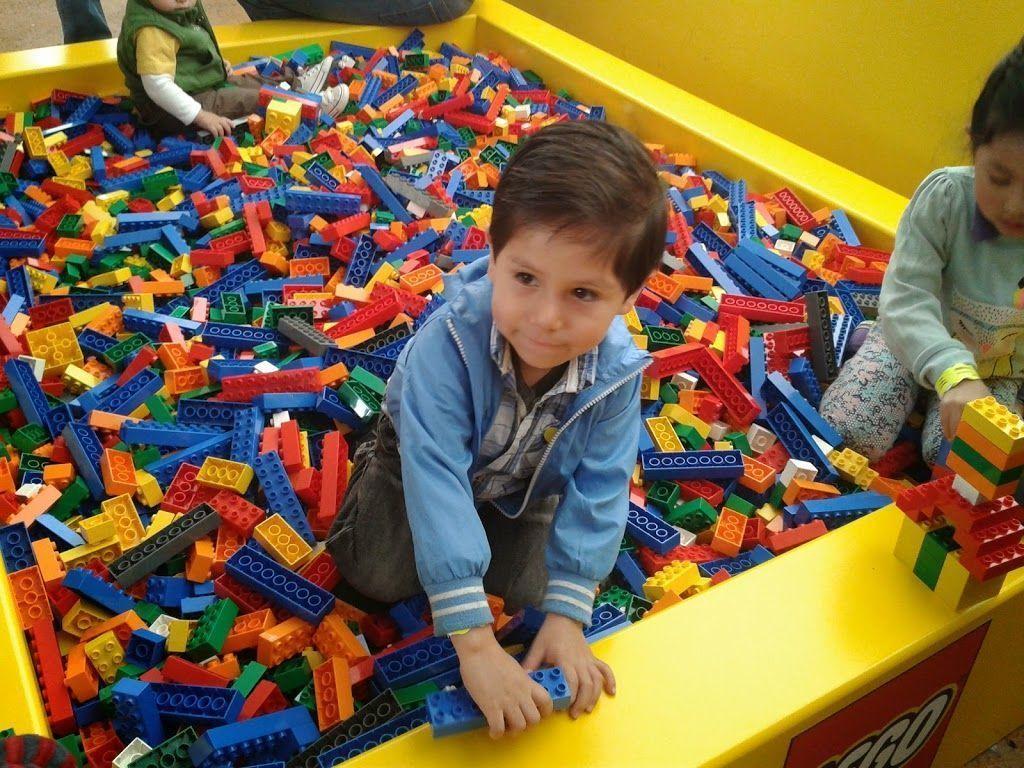 Lego es increíble!! (en el Papalote mas) 4