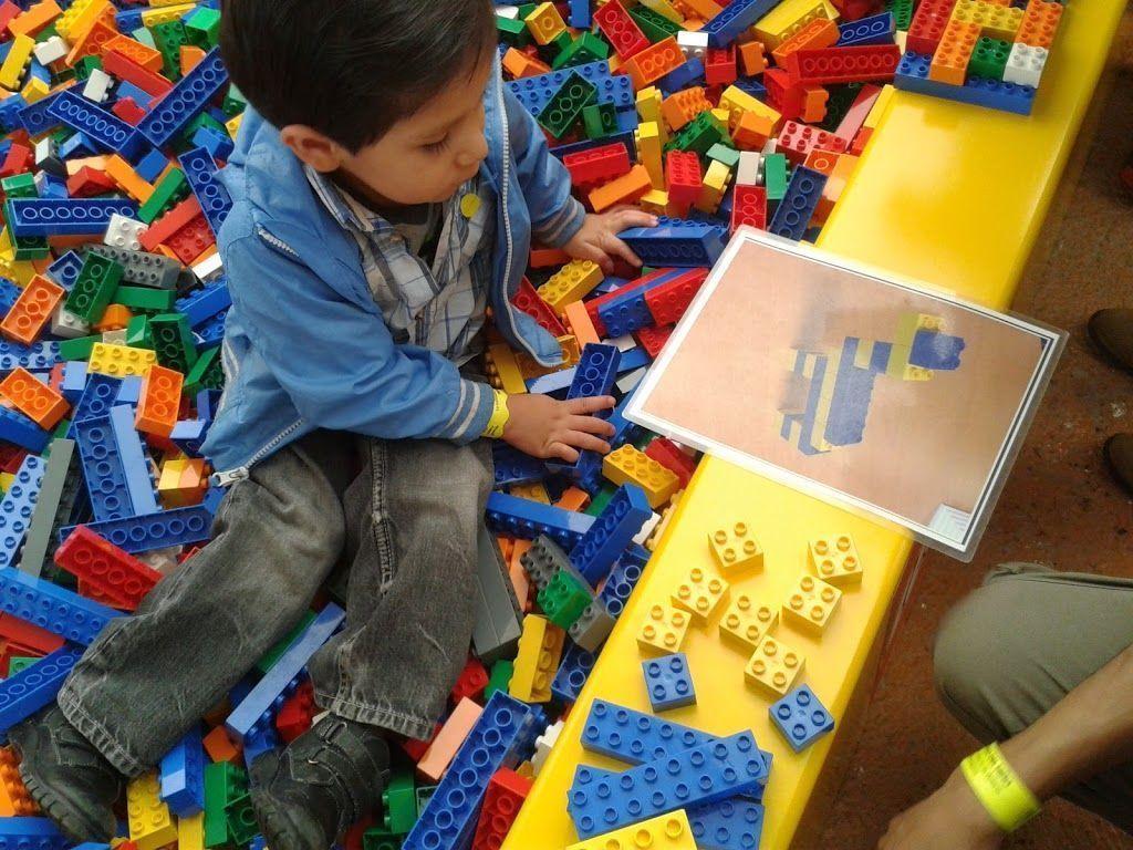 Lego es increíble!! (en el Papalote mas) 6