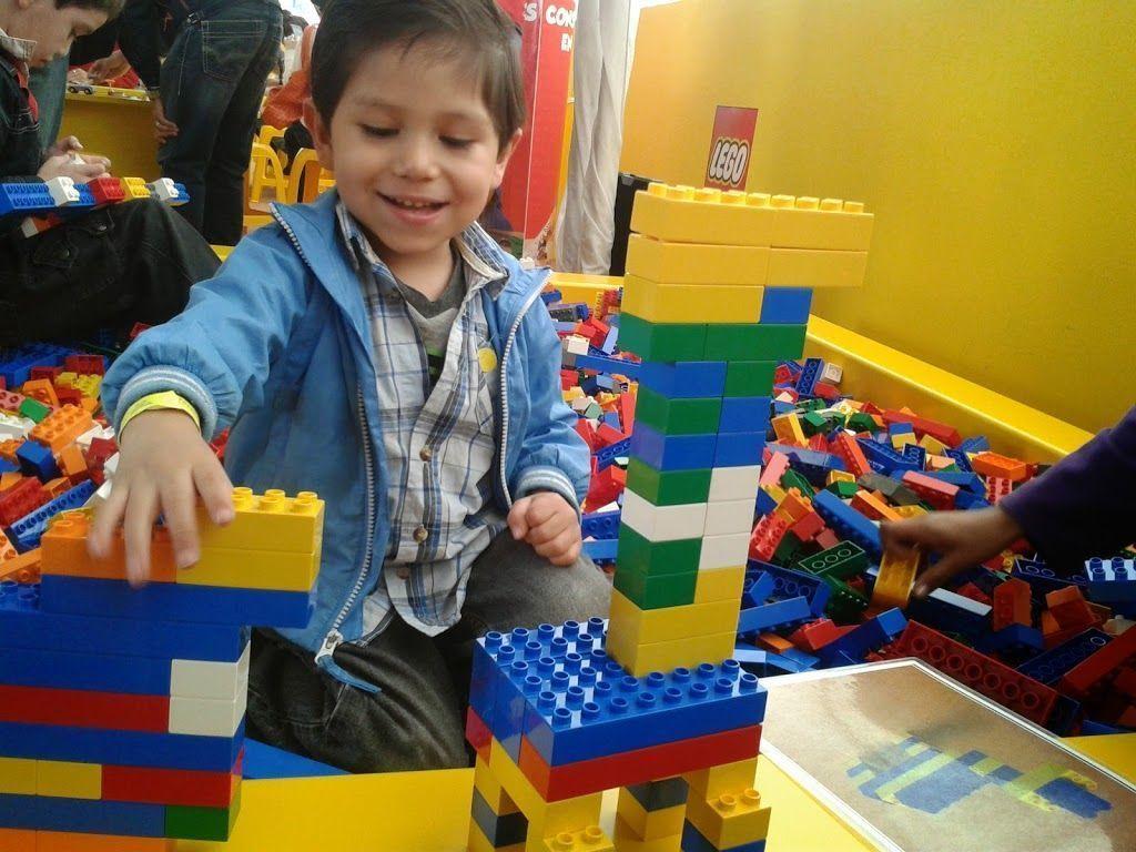 Lego es increíble!! (en el Papalote mas) 7