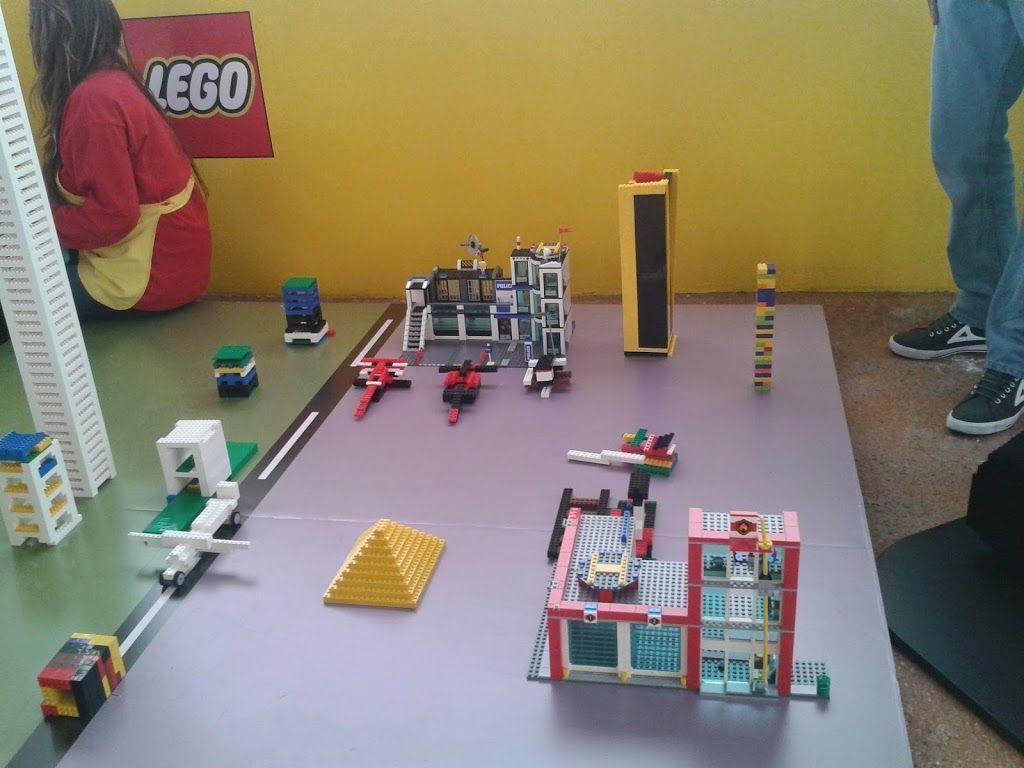 Lego es increíble!! (en el Papalote mas) 14