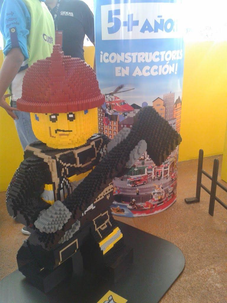Lego es increíble!! (en el Papalote mas) 20