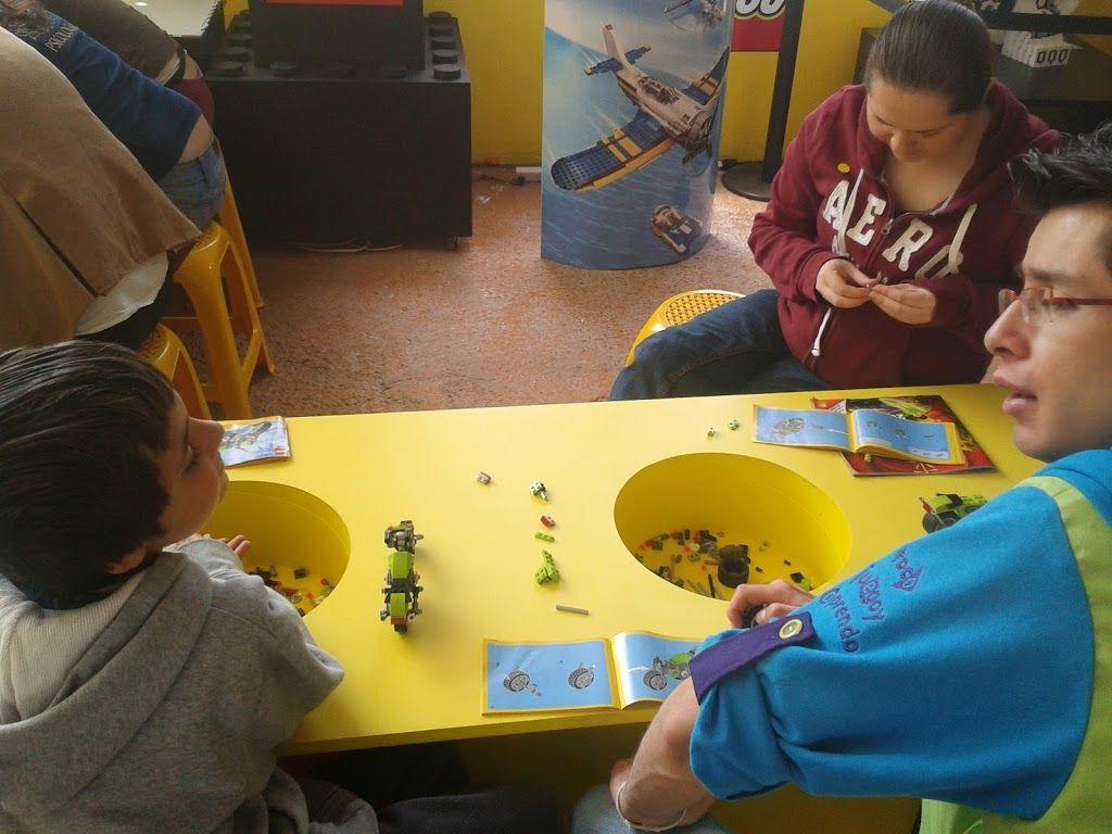 Lego es increíble!! (en el Papalote mas) 13