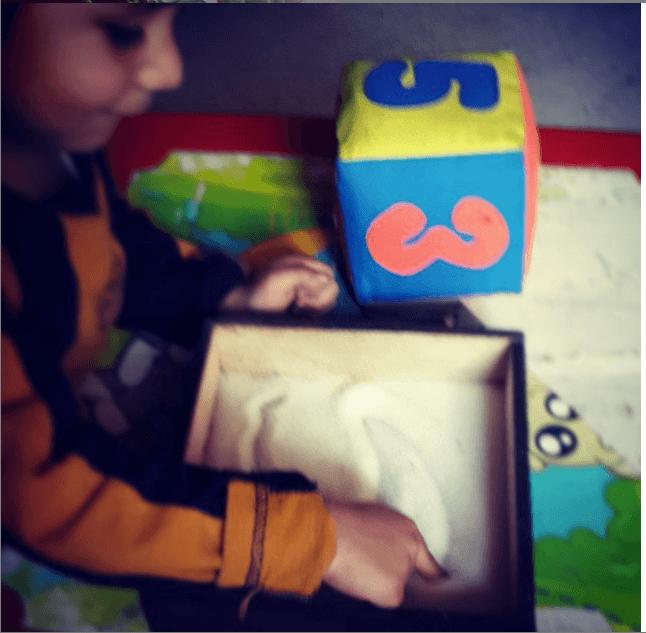 3 actividades para aprender los números 4