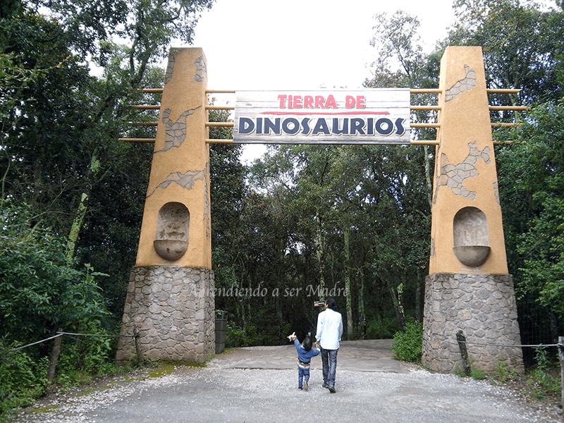tierra de dinosaurioes