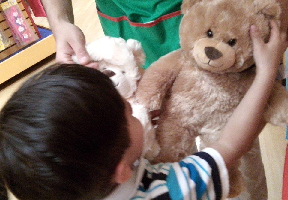Build a Bear ¿Se puede fabricar un amigo? 2