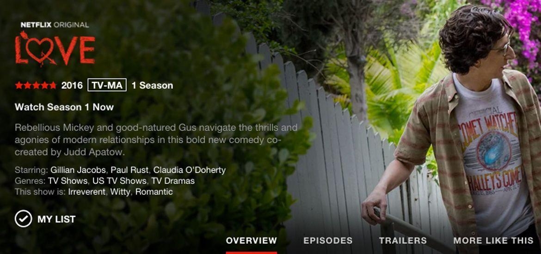 Netflix lo sabe