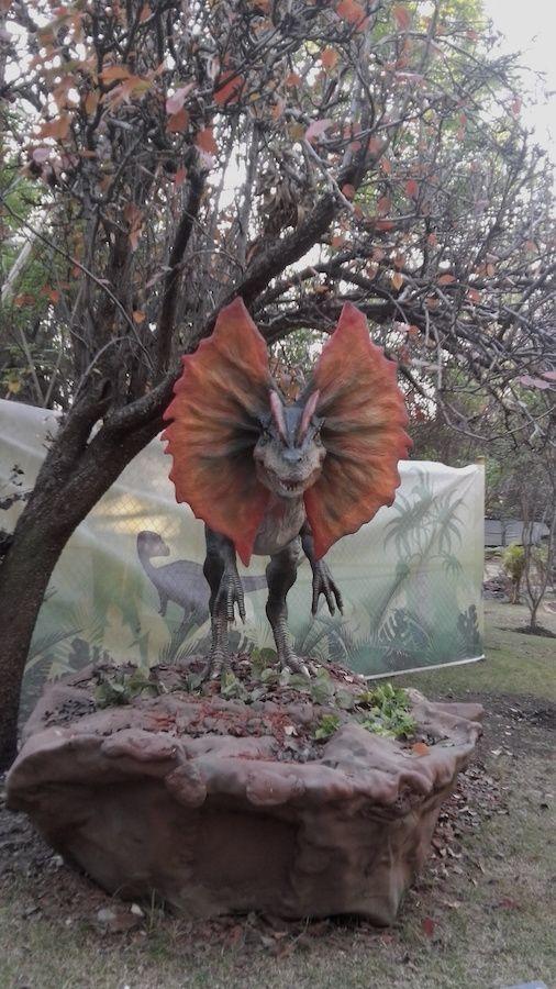 Dinosaurios en el batán