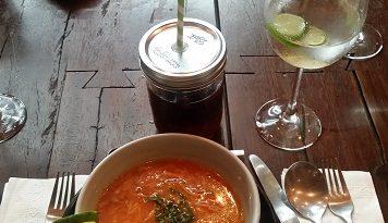 sopa encantada