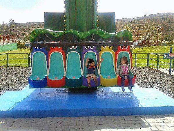 Parque Bicentenario Querétaro