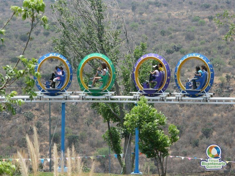 ¿Conoces el Parque Bicentenario Querétaro? 17
