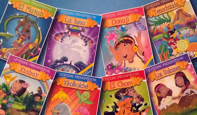 Leyendas Prehispánicas para niños 1
