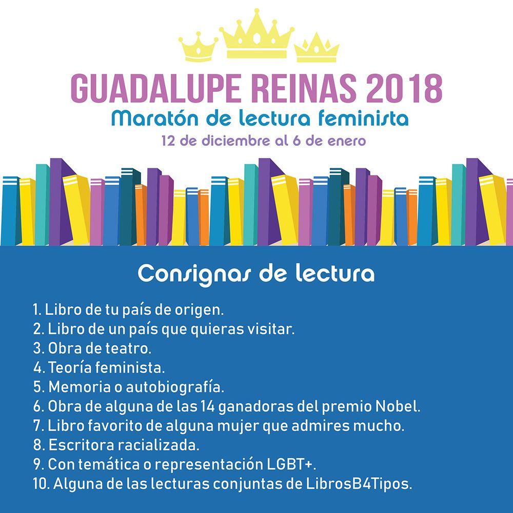 #guadalupereinas2018
