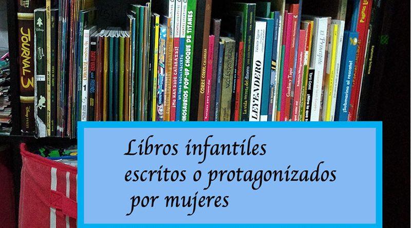 Libros infantiles escritos o protagonizados por mujeres