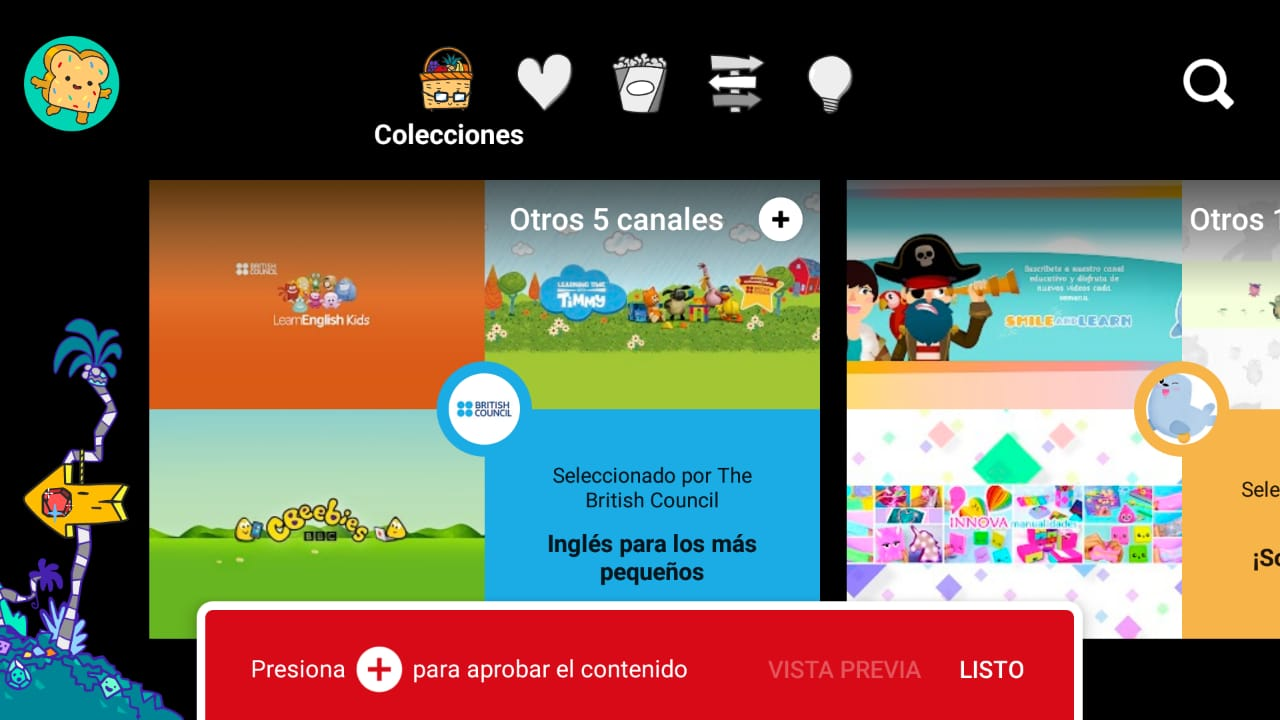 Internet seguro con Youtube Kids 3