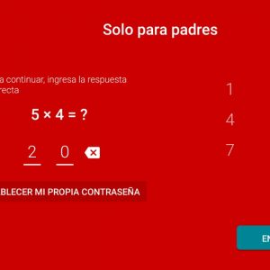 Internet seguro con Youtube Kids 4