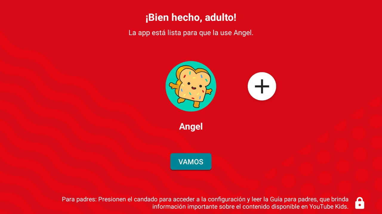 Internet seguro con Youtube Kids 2