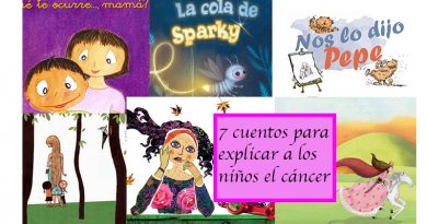 7 cuentos para explicar a los niños el cáncer 4