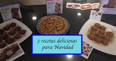 3 recetas ideales para Navidad 8