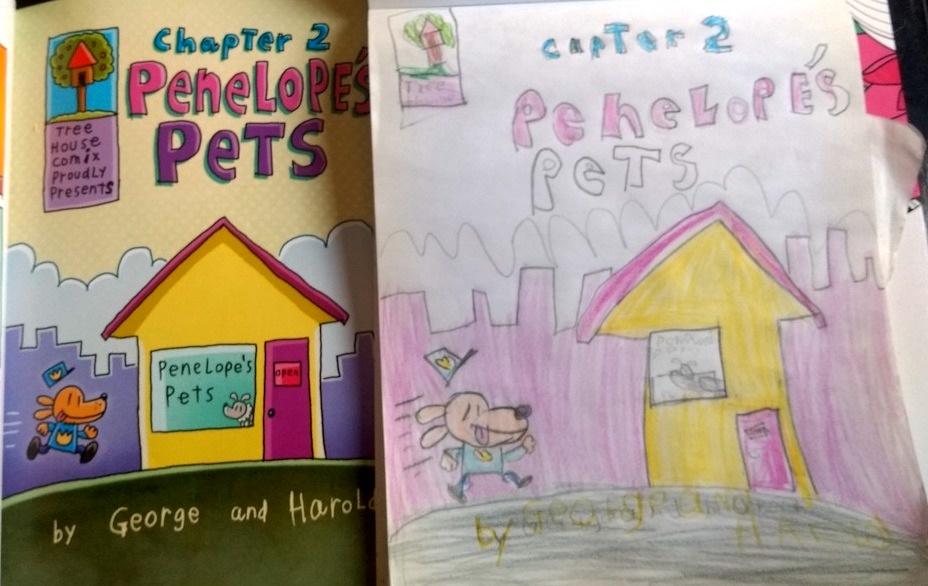 Libros en inglés ideales para niños 2